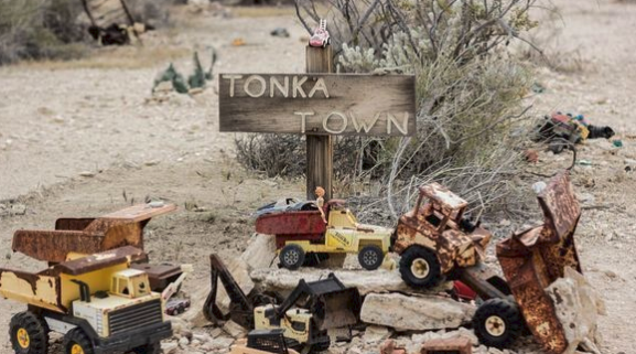 Tonka Town - Barry's UTV Adventures